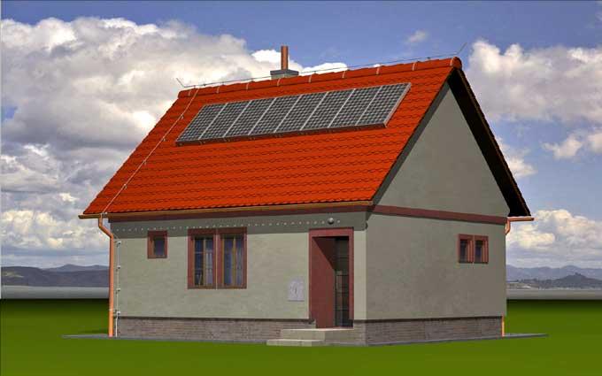 solarny system dom