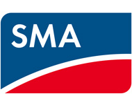 solárne striedače SMA